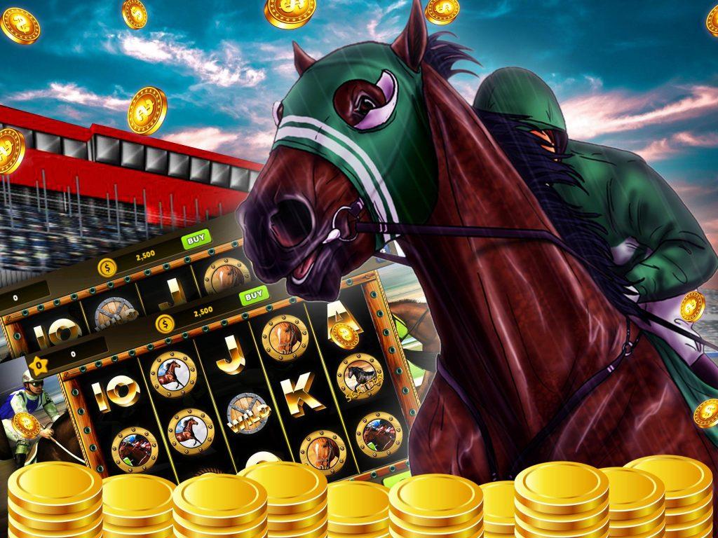 競馬がモチーフのカジノ