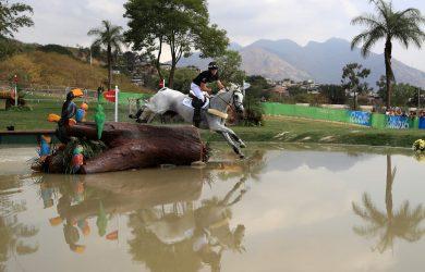 オリンピックの馬術競技:総合馬術